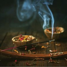 I want incense burning during entire party