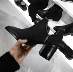 G o o d l i f e Heeled Boots, Shoe Boots, Ankle Boots, Kickers Shoes, Spanish Shoes, Cinderella Shoes, Shoe Wardrobe, Blue Suede Shoes, Chunky Boots