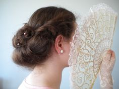 Edwardian Hair Tutorial