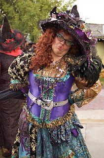 Lucinda, Everybodys Favorite Witch at Gardner Village