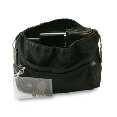 Tintamar/VIPバッグ MEN VIP ブラック 4410yen 男性用・旅行用にも使用できる大容量のVIPバッグ