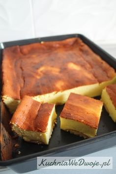 Polish Desserts, Polish Recipes, Carrot Cake Cheesecake, Breakfast Menu, Sweets Cake, Pavlova, Cake Recipes, Sweet Tooth, Good Food