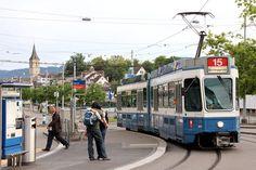 #Zürich tram fleet no. 2011