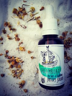 Dreamboat is a sea salt and chamomile all natural piercing solution. For stretched, red or angry piercings. Works like a dream. Body Products, Sea Salt, Blue Bird, Body Care, Piercings, Natural, Red, Peircings, Piercing