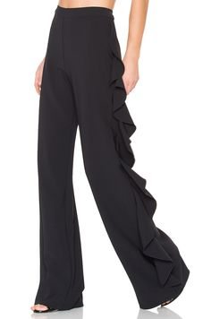 Alexis Karlina Pant in Black | REVOLVE