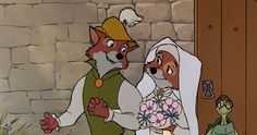 "I got Robin Hood! ^_^ ""You love spending time outdoors. Your perfect wedding would be filled with chirping birds and the wind in your effortlessly-simple hairstyle."" Which Disney Wedding Should You Have? 