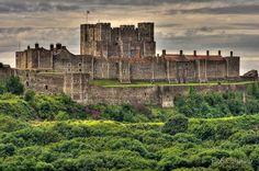 OntheTudorTrail: Lovely pic! Dover Castle, Dover, Kent, England