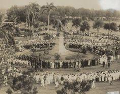 Waterlooplein (Lapangan Banteng), 1929 Batavia.