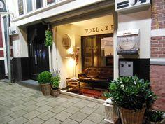 De Ruyschkamer Amsterdam: new living room cafe at the Ruyschstraat