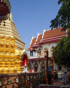 2013 Photograph, Wat Phan On Phra Wiharn, Tambon Phra Sing, Mueang Chiang Mai District, Chiang Mai Province, Thailand. © 2013.  ภาพถ่าย ๒๕๕๖ วัดพันอ้น พระวิหาร ตำบลพระสิงห์ เมืองเชียงใหม่ จังหวัดเชียงใหม่ ประเทศไทย