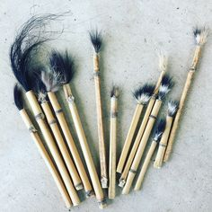 How To Make Brushes From Roadkill Fur