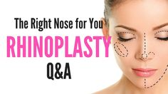 The Right Nose for You – Rhinoplasty Toronto.
