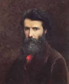 Self Portrait Painting by Antoine Auguste Ernest Hebert | Oil Painting