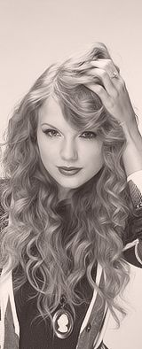 #TaylorSwift she isn't the prettiest but she has pretty cool songs
