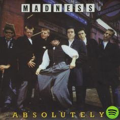Absolutely, an album by Madness.. Baggy Trousers