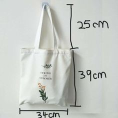 Diy Tote Bag, Bag Patterns To Sew, Fabric Bags, Canvas Shoulder Bag, Shopper Bag, Reusable Bags, Cotton Bag, Cloth Bags, Handmade Bags