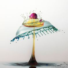 You'll love these incredible high-speed shots of water droplets   http://www.creativebloq.com/computer-arts/youll-love-these-incredible-high-speed-shots-water-droplets-21410638