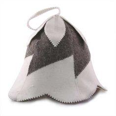 Classic Wool Banya Hat    FromRussia.com