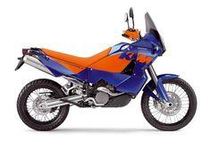 950 Adventure S, 2005