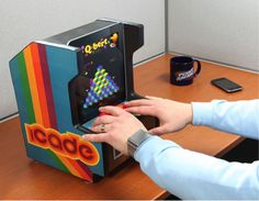 iCade Arcade Case for your iPad...cool