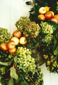 Apples, hops and hydrangeas