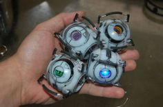 Mini Portal 2 Cores that should be mine.