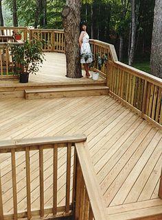 decks ***Repinned by Normoe, the Backyard Guy (#1 Backyardguy on Earth). Follow us on; Twitter.com/backyardguy.