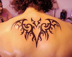 55 Best Upper Back Tribal Tattoo Images Tattoo Inspiration Tattoo