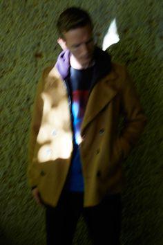 """FUNCTION ANALYSIS PROGRAM"" DIRECTED BY NAOKI IKEDA |「BARENA」Pea Coat"