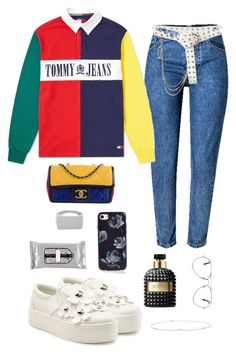 """""""This love has taken it's toll on me"""" by littlefruit18 ❤ liked on Polyvore featuring Tommy Hilfiger, Marc Jacobs, Chanel, Nasty Gal, Jessica Biales, Valentino, Kate Spade and Beekman 1802"""