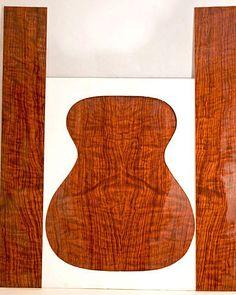 Penta Guitarworks mahogany acoustic neck blank mahogany//katalox//Hond Hond