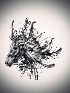 Black & White 2012-2013 by Ali Zahrani http://www.inspirefirst.com/2013/09/10/black-white-20122013-ali-zahrani/