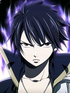 Anime/manga: Fairy Tail Character: Zeref