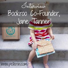 INTERVIEW: Jane Tanner, Co-Founder of Bookroo - Learn all about Jane and this GREAT book subscription service for children!