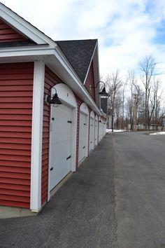 Red Garages by wagn18.deviantart.com on @deviantART