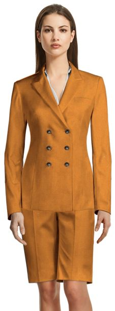 Pant Suits for Women Spring New, Summer Wardrobe, Design Your Own, Suits For Women, Custom Made, Suit Jacket, Orange, Coat, Fitness