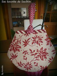Un sac au poignet modèle Kocotte by Kocotte
