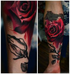 Timur Lysenko - sokola - Nasze Tatuaże