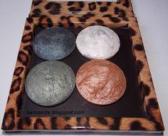 A költöztetés menete a nem fémből készült tégelyek esetén 4 lépésben:  Ani essence colour & shine szemhéjpúdereket tett a leopárdmintás kicsi Z Palette-ájába | Z palette ~ Ani - smink és köröm Z Palette