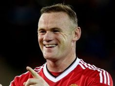 Fußballer Haar Frisuren: Wayne Rooney | Trend Haare