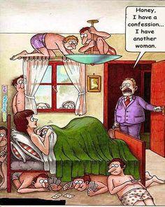 Husband Confession…