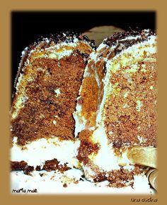 ΓΙΟΡΤΙΝΟ ΚΕΙΚ ~ una cucina Eat Pray Love, Greek Recipes, Dessert Recipes, Desserts, Cooking Time, Cupcake Cakes, Cupcakes, Christmas Time, Food Processor Recipes