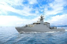 Thailand selects MAN engines for second modified River-class OPV