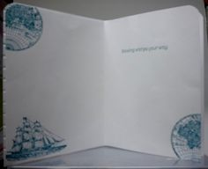 Stampin'up-High Tide paper-Insert to happy birthday : Creating with Barb Blog