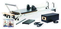 MERRITHEW At Home SPX Reformer Bundle (Black) >>> Hurry! Check out this great product : Pilates