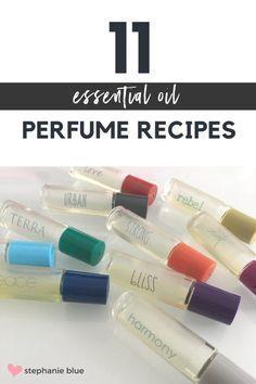 11 essential oil per