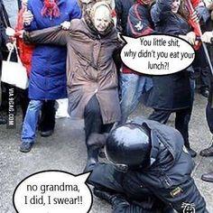 Never mess with grandma