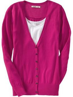 A cardigan in every color...