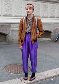 Maria - Hel Looks - Street Style from Helsinki
