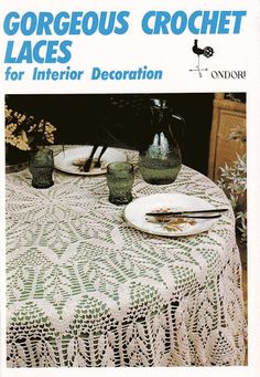 #crochetmagazine Ondori Gorgeous crochet laces - Anna471979 - Picasa Web Albums